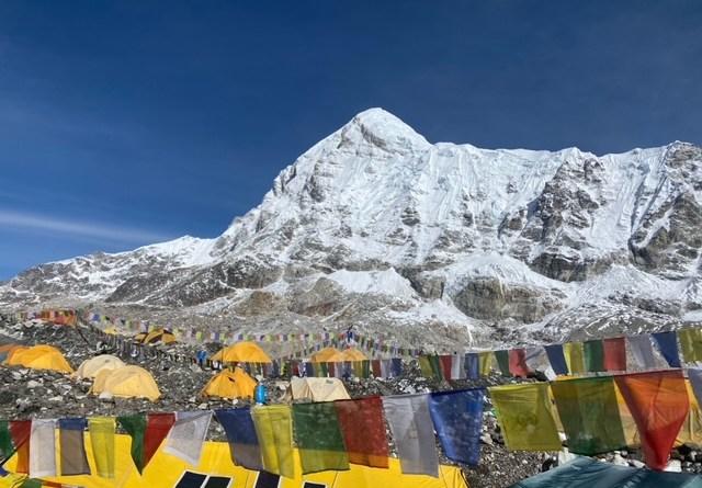 everest base camp mountain trip