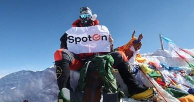 frank loke everest summit