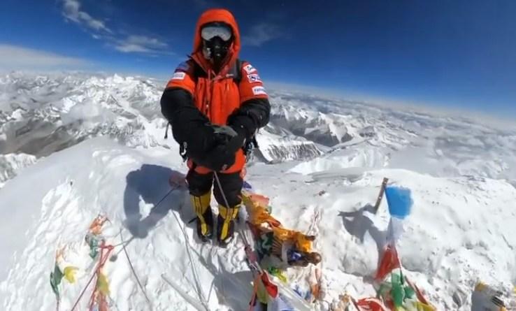jon gupta everest summit