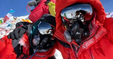 mountaineering garrett madison everest