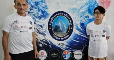 Broad Peak Selena Khawaja