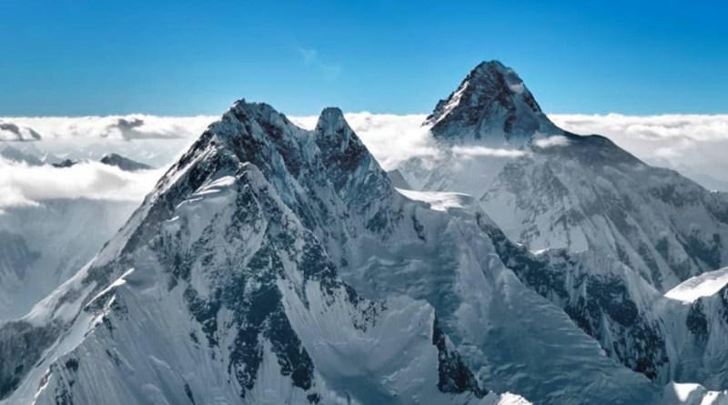 broad peak and k2 mountains