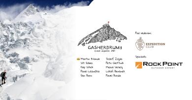 Gasherbrum II czech slovakia team