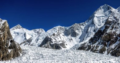 gasherbrum 1 and 2