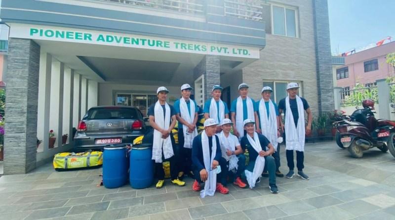 pioneer adventures k2