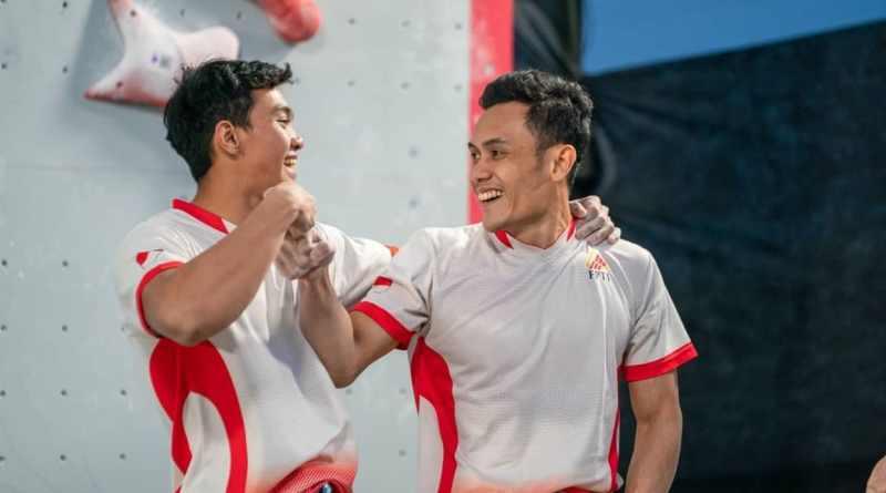 sport climbing indonesia