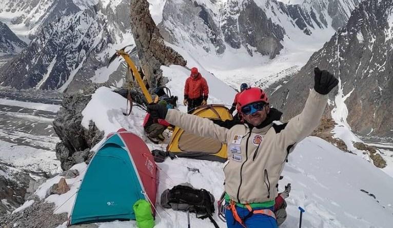 Victor Sans Broad Peak