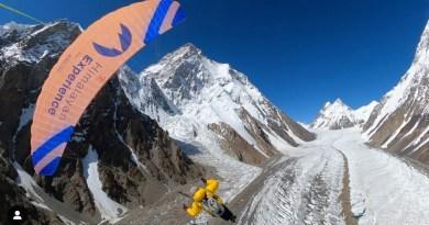 stephan keck paraglide
