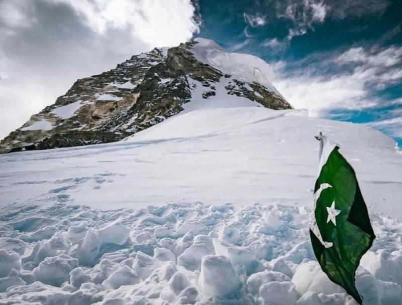 Sajid Ali Sapara K2