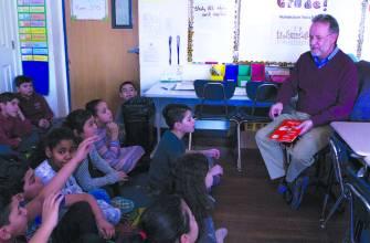 LAURENCE ARINELLIO — Retired Everett Public Schools Principal
