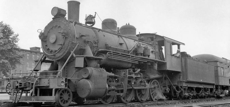 Everett Railroad Consolidation 38