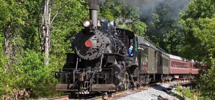 Everett Railroad 11 Southbound at Milepost 10