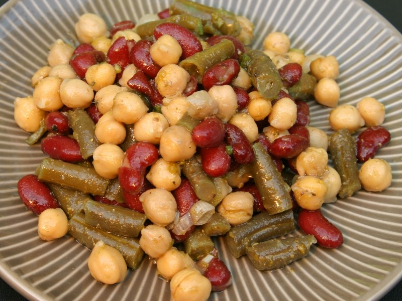 Everetts Fusions Bean Salad