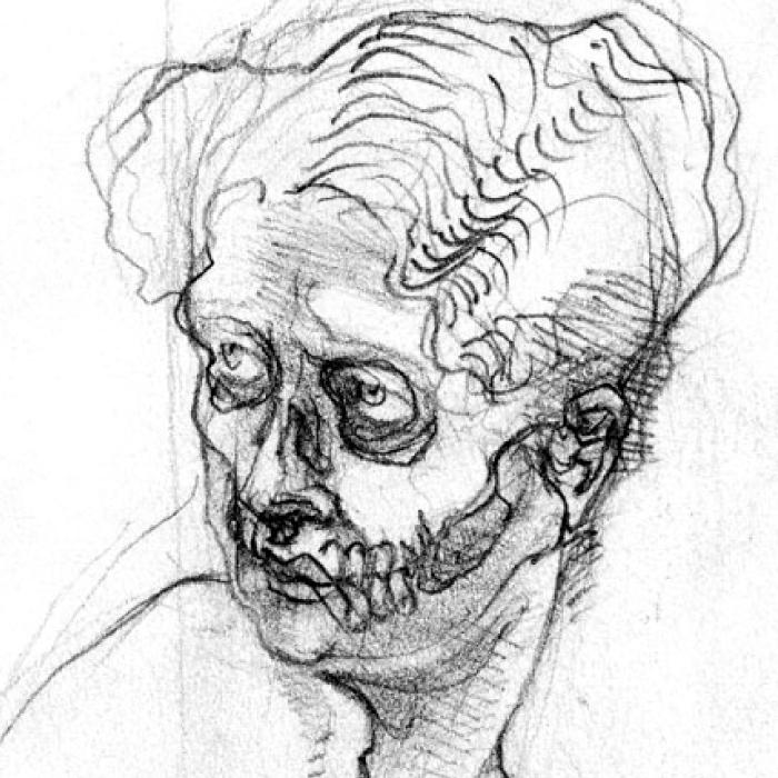 female-head-study
