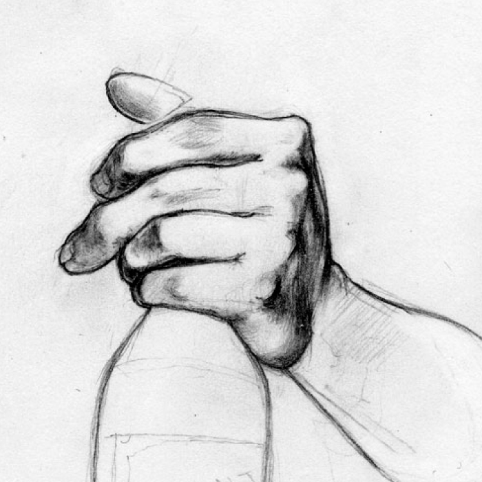 hand-study
