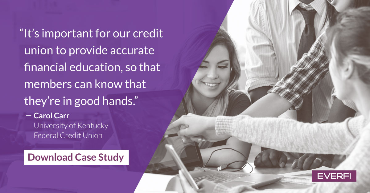How the U. of Kentucky Credit Union launched an incentivized digital financial education program that boosted engagement and promoted auto loan sales.