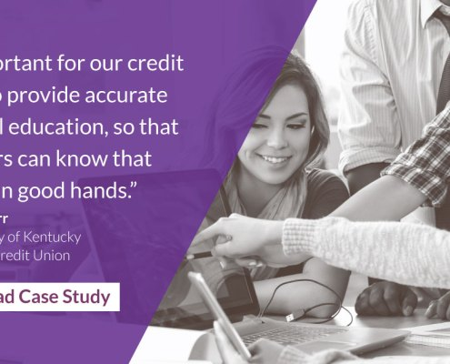 University of Kentucky Federal Credit Union Case Study