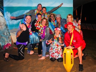 In 2016 the Dryland Traverse hosted a beach party, this year it's Cirque du Karoo. Visit www.drylandtraverse.co.za for themed fancy dress inspiration.  Photo by Oakpics.com.