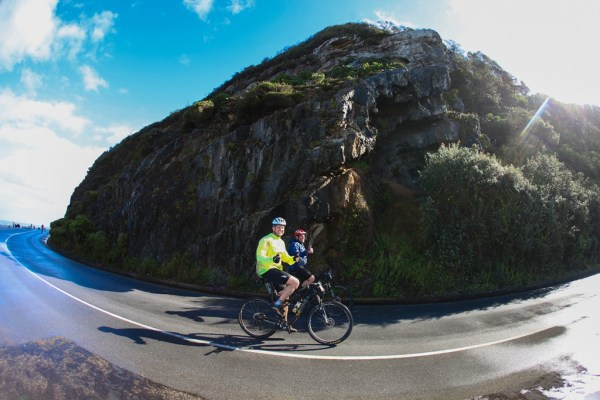 One of the most beautiful sections of the route is the seaside cruise towards the Storms River Mouth. Photo Oakpics.com.