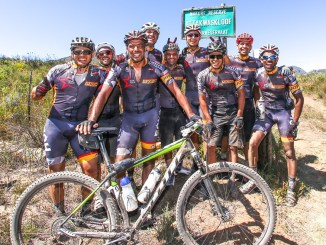 Even though the Momentum Health Attakwas Extreme, presented by Biogen, is a solo event having the support of a team or a group of riding friends will make the event infinitely easier and more fun to complete. Photo by Oakpics.