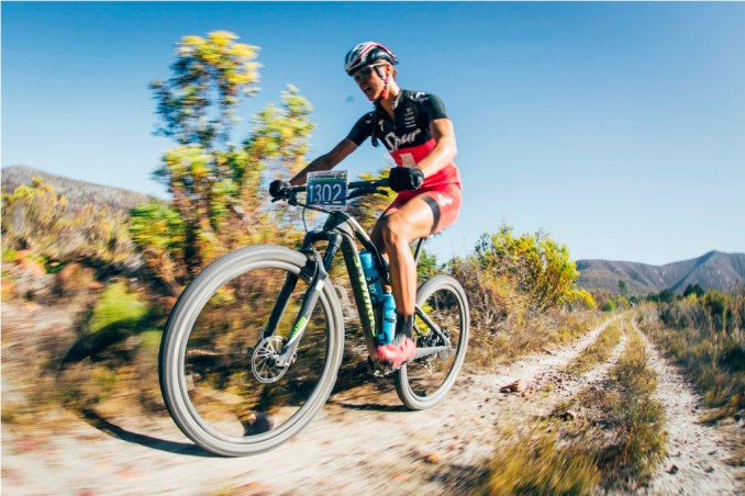 Ariane Lüthi will be looking to add to her five Momentum Health Attakwas Extreme, presented by Biogen, titles. Photo by Ewald Sadie.