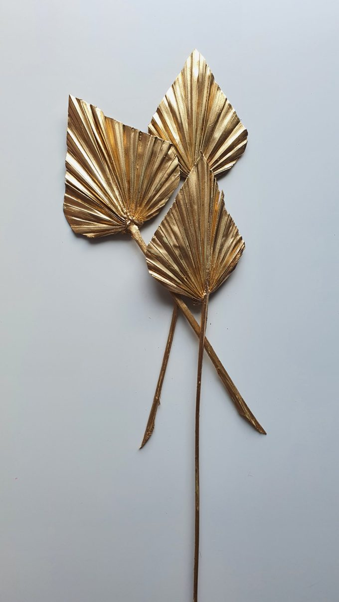 """""""Palm Spear (gold)"""""""