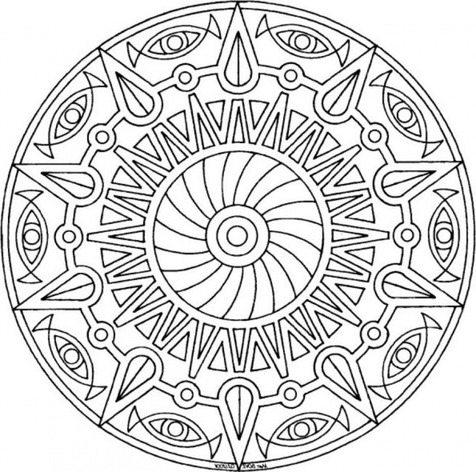 Awesome Coloring Pages for Toddlers   MHTS9