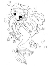 Chibi Coloring Pages Free to Print NU02M