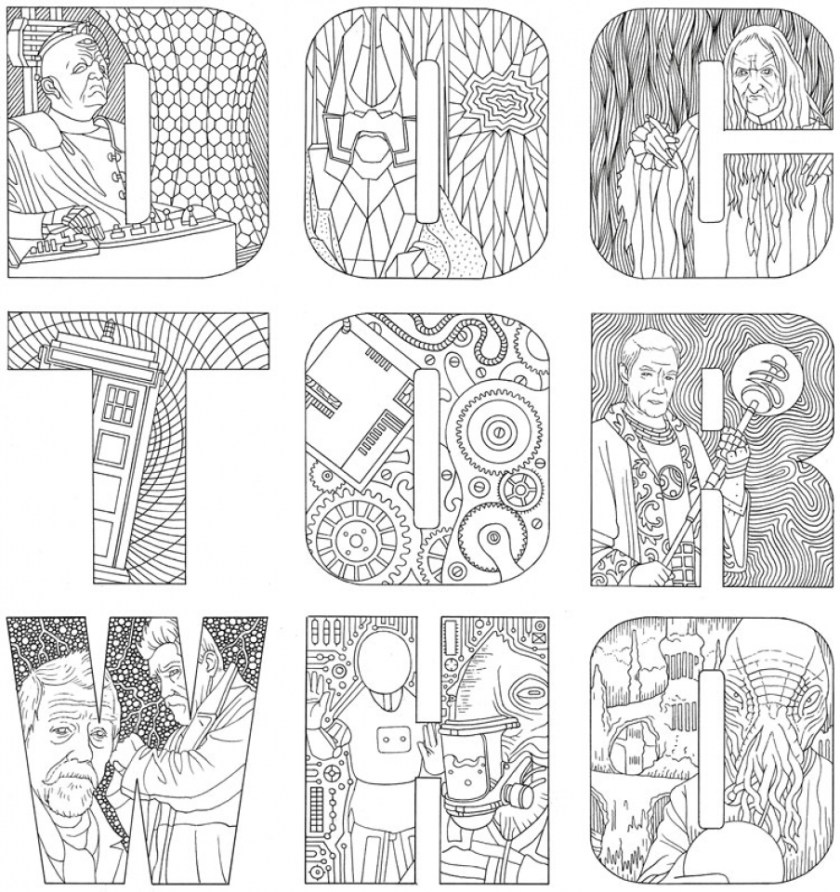 get this free doctor who coloring pages for toddlers 4jgo1