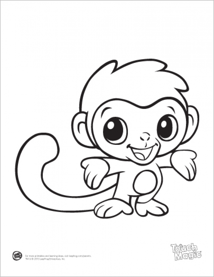 Get This Printable Ever After High Coloring Pages 00467 | colouring pages baby animals