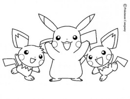 Free Coloring Pages Pokemon 47124