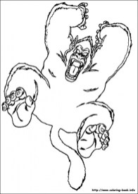 Free DBZ Coloring Pages to Print 12490