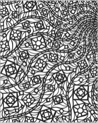 Free Mosaic Coloring Pages 42893