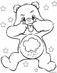 Free Printable Care Bear Coloring Pages for Kids 5gzkd