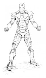 Ironman Coloring Pages Free Printable 66396