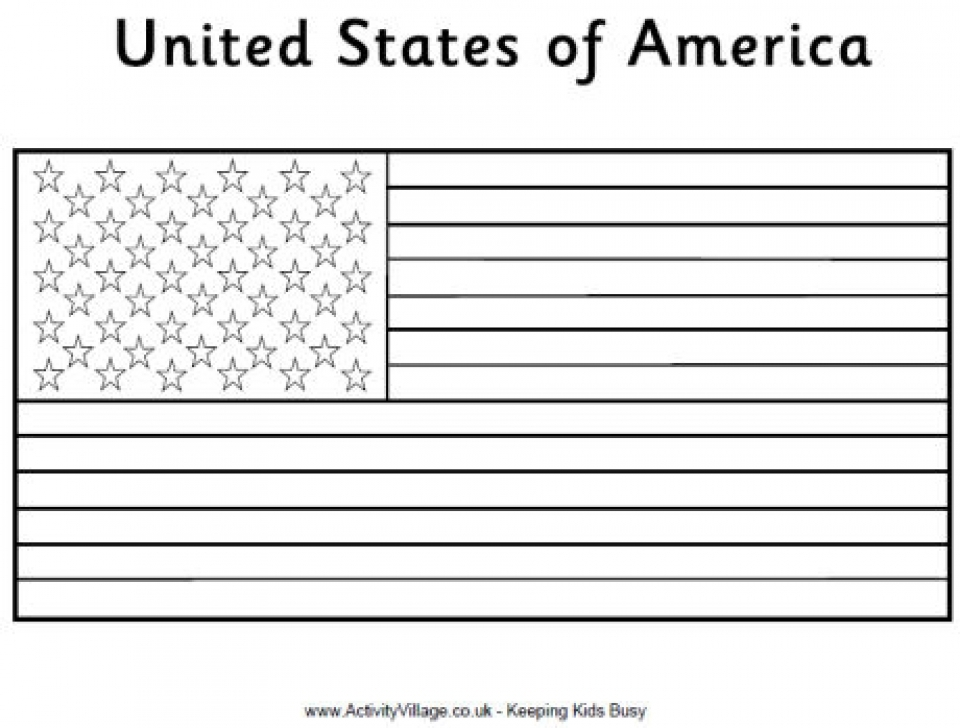 Kids' Printable Flag Coloring Pages   uNrZj
