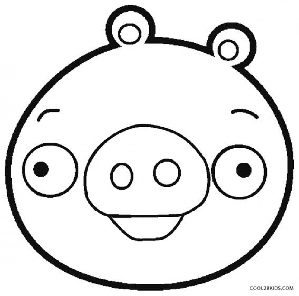 Online Printable Angry Bird Coloring Pages   4z5CB