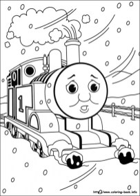 Online Thomas And Friends Coloring Pages for Kids 8QgDr