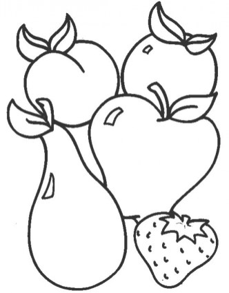 Printable Coloring Pages For Toddlers 64912