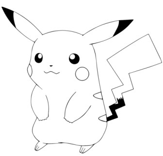 Printable Coloring Pages Pokemon 84618