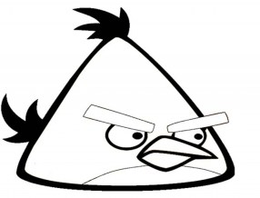 Printable Image of Angry Bird Coloring Pages UpIuI