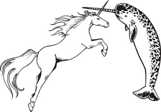 Printable Unicorn Coloring Pages Online 85256