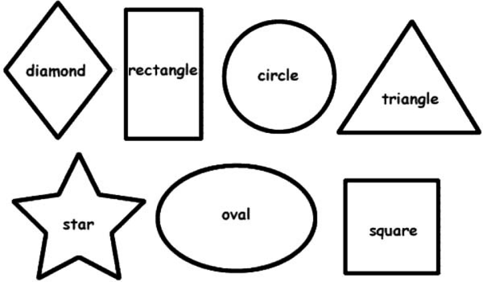 Shapes Coloring Pages Printable for Kids   r1n7l