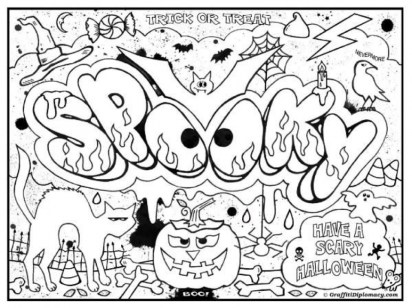 Teen Coloring Pages Free Printable 9466