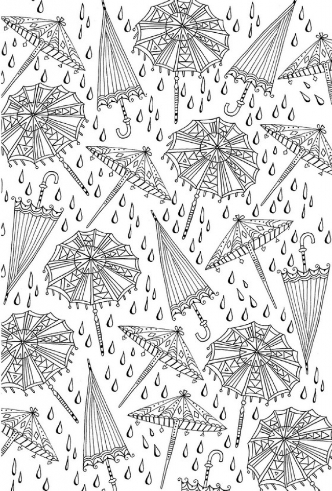 Autumn Coloring Pages for Adults Free Printable   4xe8rt