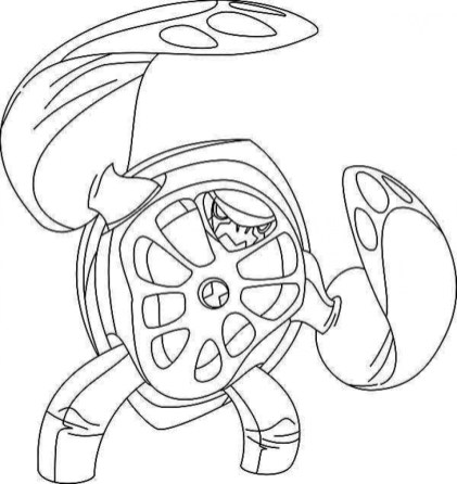 Ben 10 Coloring Pages Free Printable p3frm