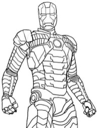 Cool Coloring Pages for Boys Online TR14C