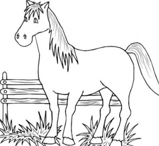 Farm Coloring Pages Free Printable EYPUX