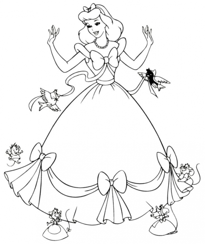 - Get This Free Disney Princess Coloring Pages 834917 !