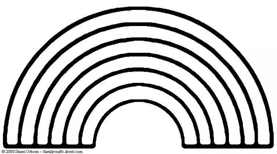 Online Rainbow Coloring Pages   f8shy
